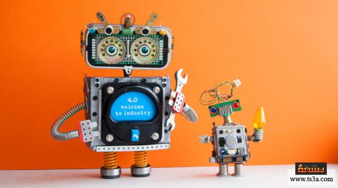 الروبوت المجهري