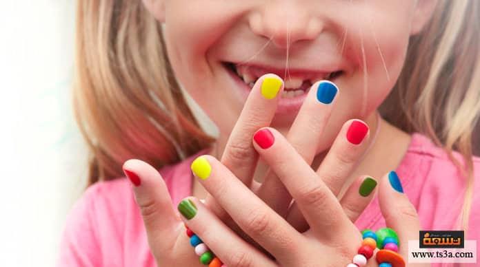 العناية بالأظافر في الشتاء علاج تشقق الأظافر عند الأطفال