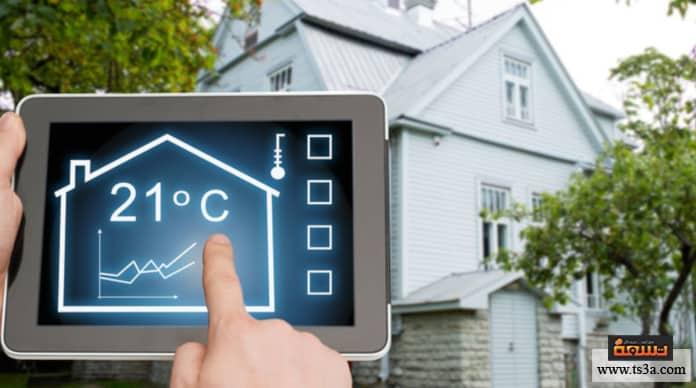 المنازل الذكية أسلوب حياة ذكي