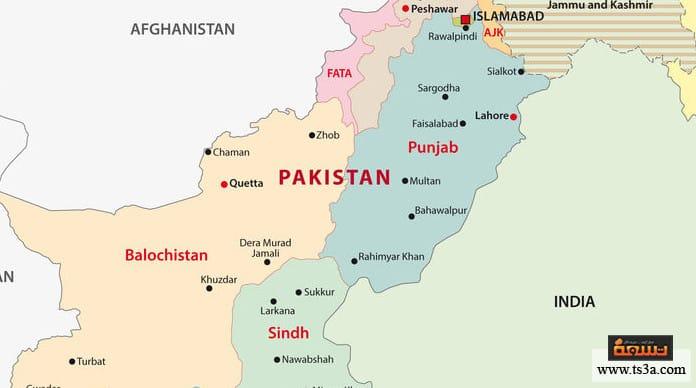 انفصال باكستان مشكلة كشمير