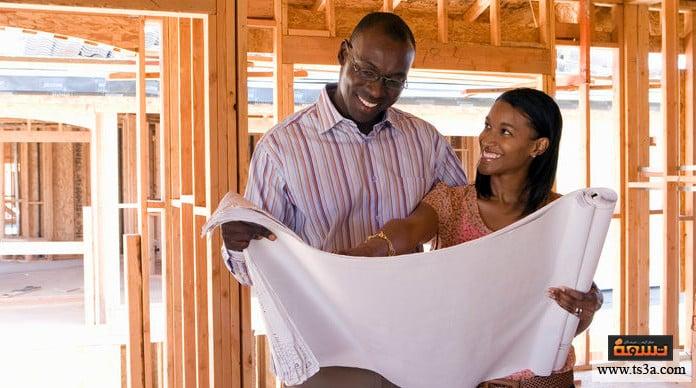 بناء منزل جديد الخطوات الأساسية لبناء منزل جديد