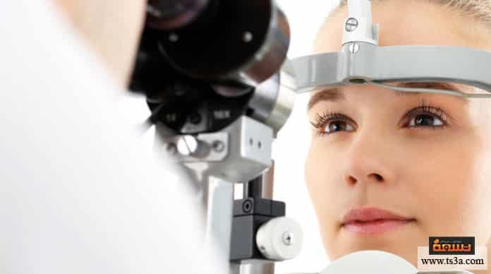 تأثير السكري على العين