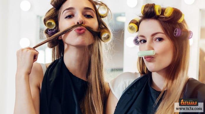 تمويج الشعر نصائح وإرشادات عند تمويج الشعر بالسيراميك