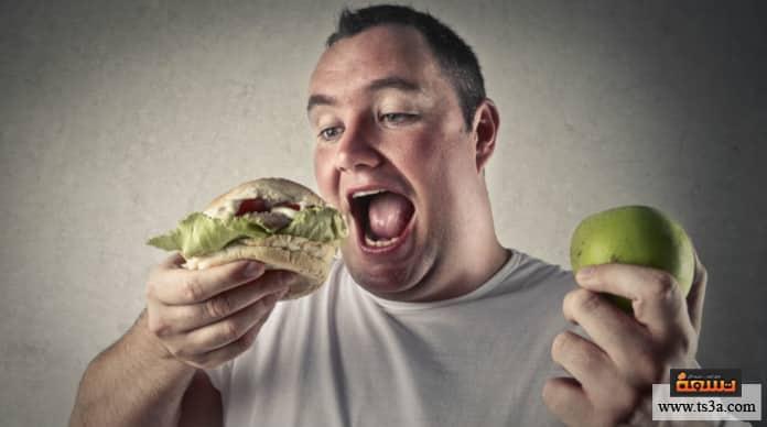 حرق الدهون بعد الوجبات