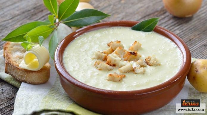 حساء الدشيشة حساء الدشيشة بالحليب
