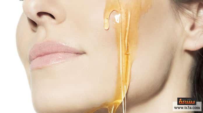 شمع العسل شمع العسل للبشرة