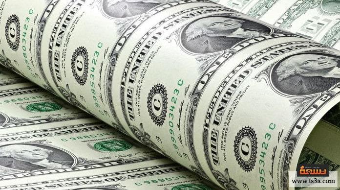 طباعة النقود الدول التي تطبع النقود
