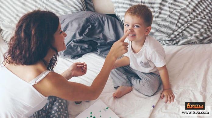 طفل السنتين طفل السنتين وكيفية التعامل معه