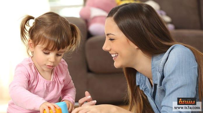 طفل السنتين ماذا يتعلم الطفل في عمر السنتين ؟