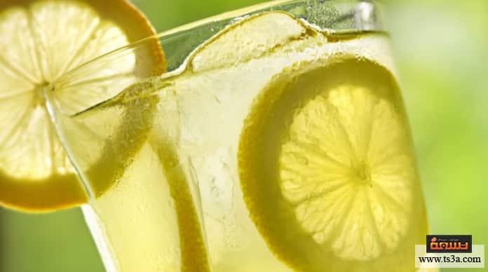 عصير الليمون أضرار عصير الليمون