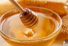 علاج الكحة بالعسل