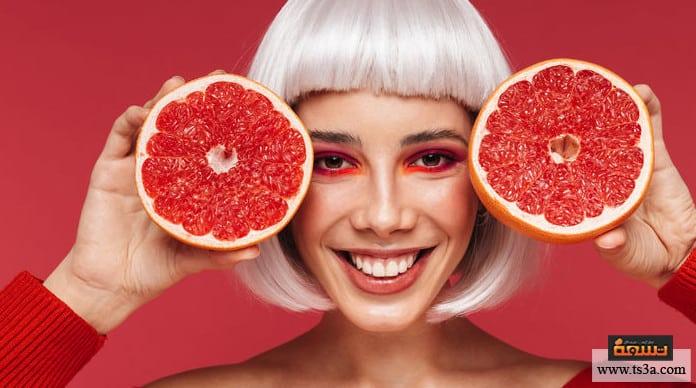 قشور الفواكه للبشرة فوائد قشر البطيخ للبشرة