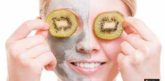 قشور الفواكه للبشرة