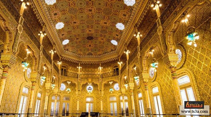 قصور الأمراء قصر القبة منذ تولي الملك فؤاد وحتي ثورة 23 يوليو