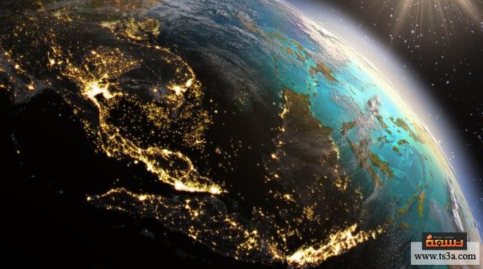 كروية الأرض كروية الأرض بين الحقيقة والمؤامرة