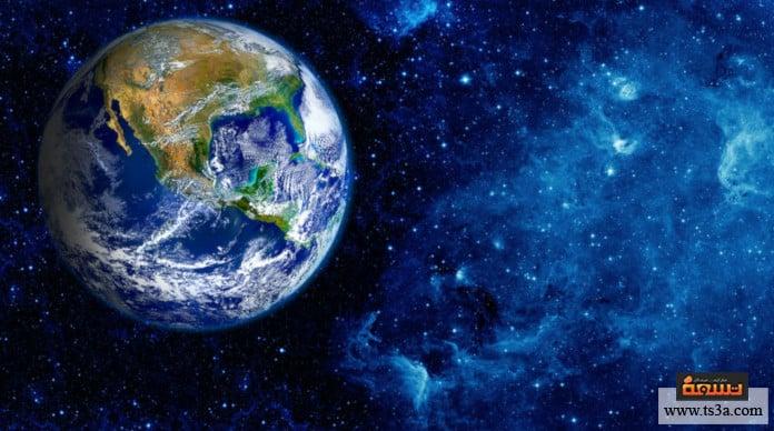 كروية الأرض هل الأرض كروية أم بيضاوية؟