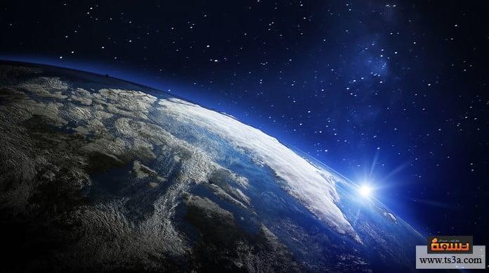 كروية الأرض
