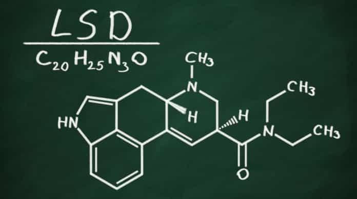 مخدر إل أس دي مخدر إل أس دي مقارنة بالأنواع الأخرى للمخدرات