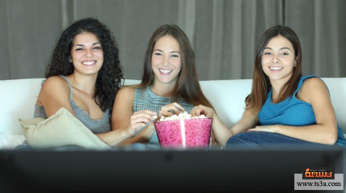 مشاهدة المسلسلات الأجنبية كيفية المشاهدة في فترة قصيرة؟