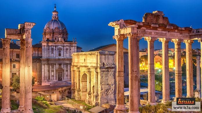 نظام الحكم في روما روما القديمة