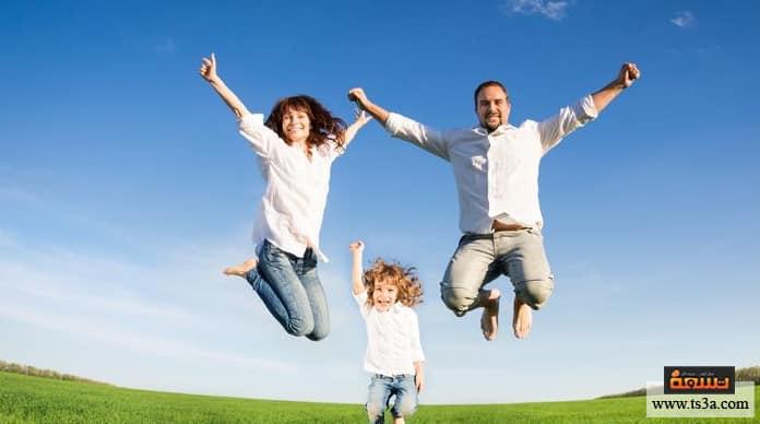 أسرة ناجحة عواقب عملية تكوين أسرة ناجحة