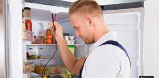 إصلاح أعطال الثلاجة