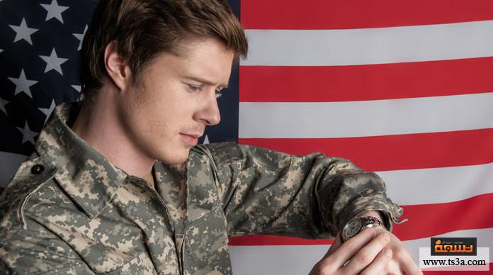 الخدمة العسكرية والوقت