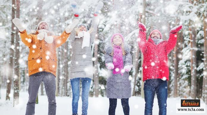 برودة الشتاء ما محاسن فصل الشتاء؟