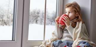 برودة الشتاء