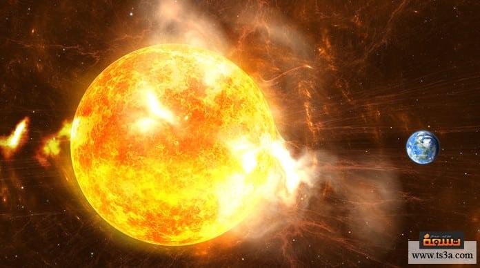 تكون الكواكب نهاية نظامنا الشمسي