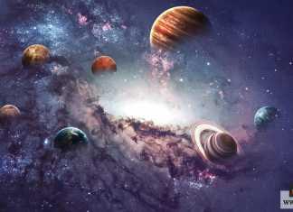تكون الكواكب