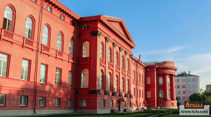 جامعات أوكرانيا جامعات أوكرانيا المعترف بها