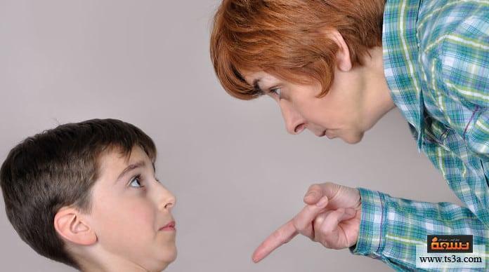 كره الأطفال أسباب كره الطفل لأمه