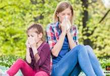 أمراض الربيع
