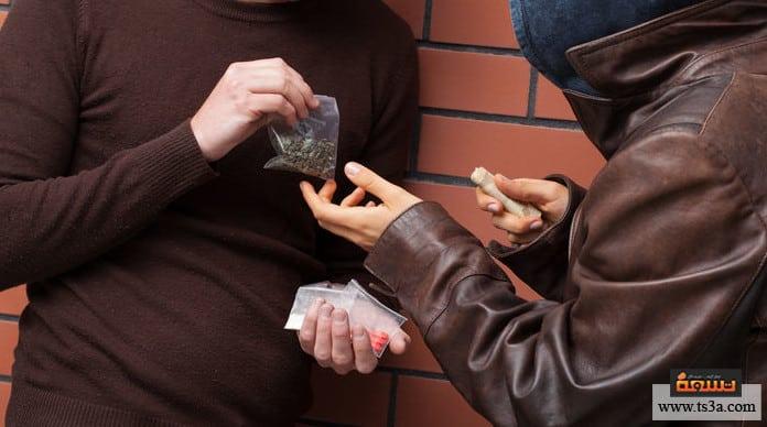 إخراج المخدرات من الجسم