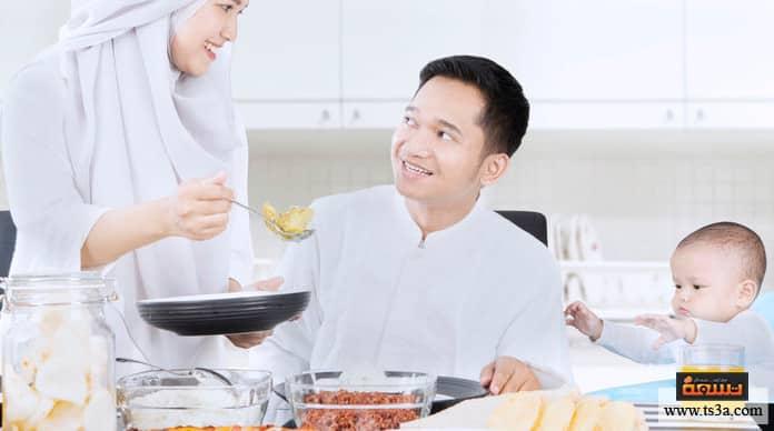 إفطار أول يوم رمضان