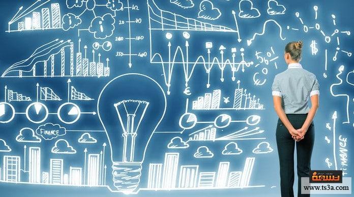 اختيار المشروع إنشاء قائمة أهداف ذكية