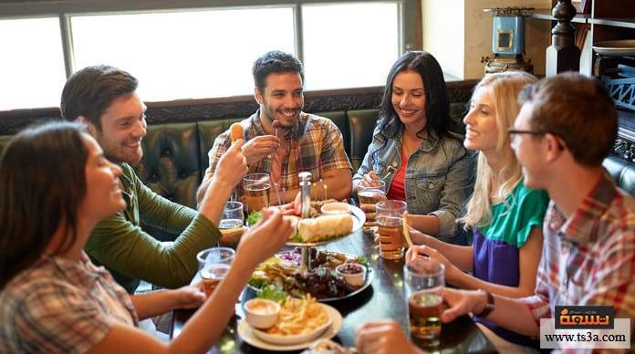 اختيار المطعم مواصفات مثالية للمطعم