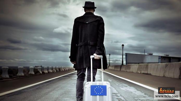اختيار وجهة الهجرة