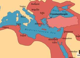 الاستقلال عن الدولة العثمانية