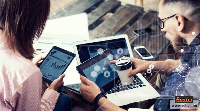 التسويق على مواقع التواصل