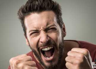التعبير عن الغضب