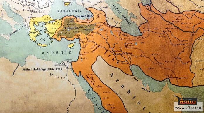 كيف انحسرت الدولة العثمانية من خلافة لدولة تركية صغيرة تسعة