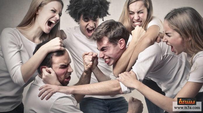 الشجار بين الأصدقاء أسباب المشاكل بين الأصدقاء