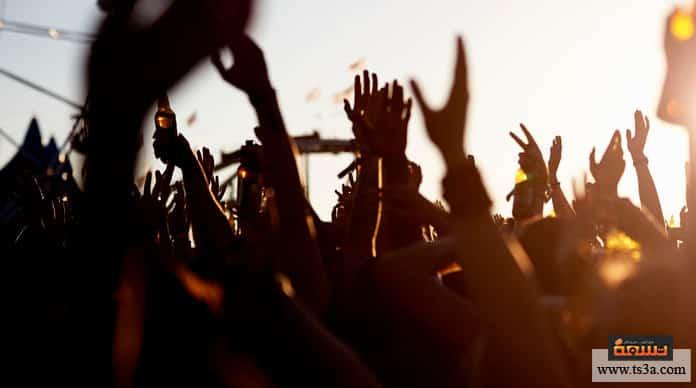 المهرجانات العالمية مهرجان فيري Fyre الموسيقي