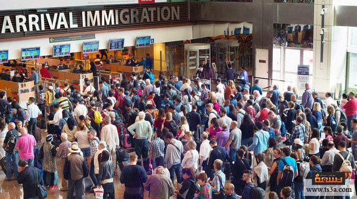 الهجرة العشوائية شروط التسجيل في برنامج الهجرة العشوائية