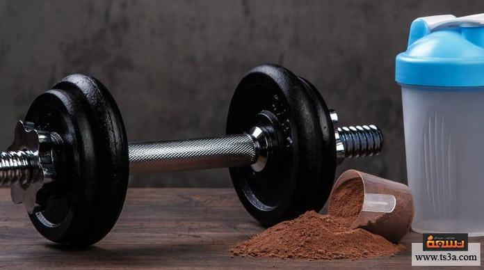 بروتين الصويا بروتين الصويا لكمال الأجسام