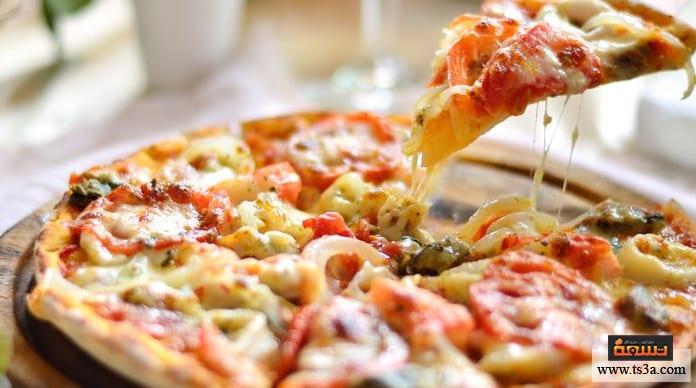بيتزا السي فود بيتزا السي فود الإيطالية