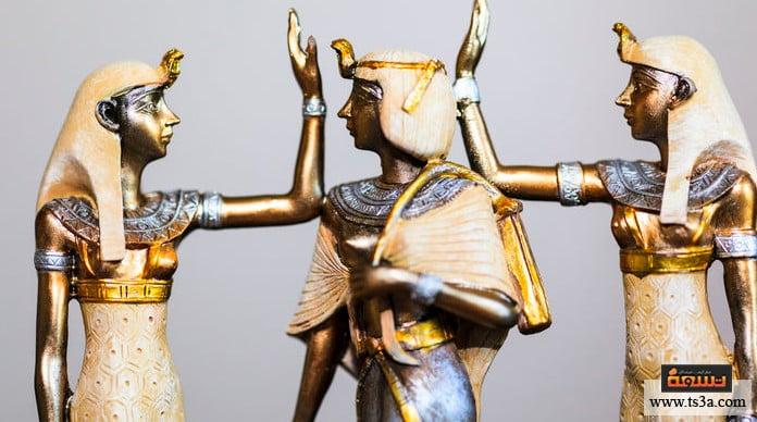 تجميل النساء تجميل النساء في مصر الفرعونية