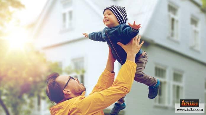تربية الأب تربية الأب واجب لا تفضل